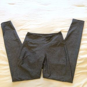 Outdoor Voices Gray Leggings Sz. Small